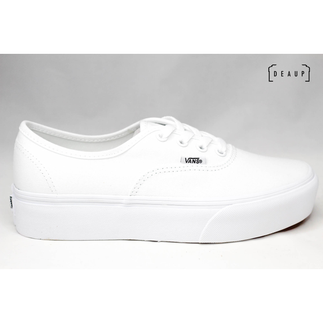 Vans Authentic Platform 2.0 'True White'