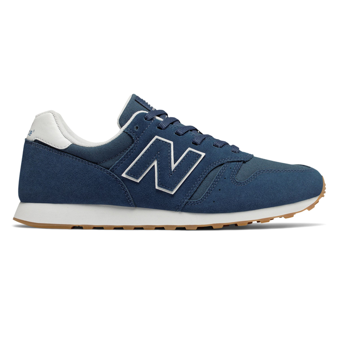 New Balance 373 Suede Trainers   ML373MTC