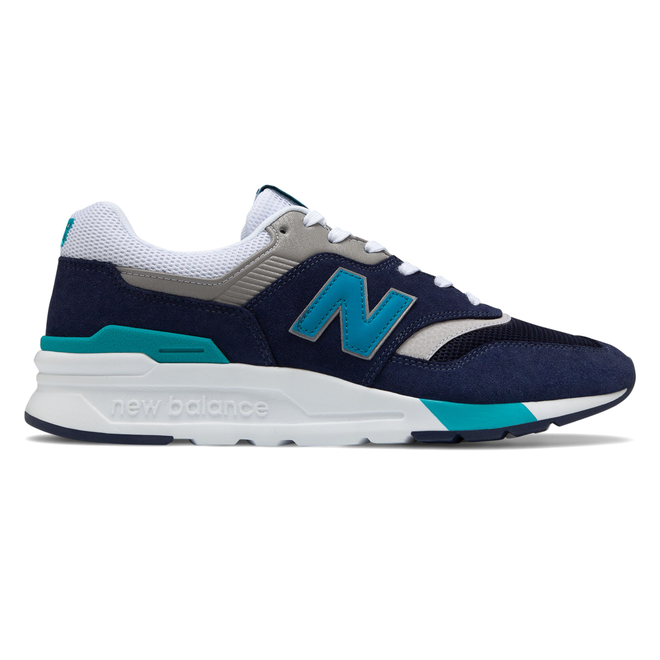 New Balance 997 Suede Trainers