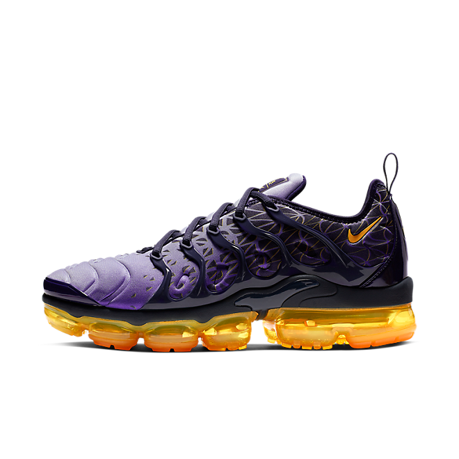 Nike Air Vapormax Plus (Obsidian / Laser Orange - Indigo Storm)