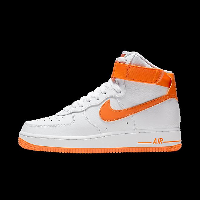 Nike Wmns Air Force 1 High (White Orange Peel Campfire Orange) | 334031 109
