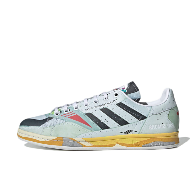 Raf Simons X adidas Torsion Stan sneakers EE7953