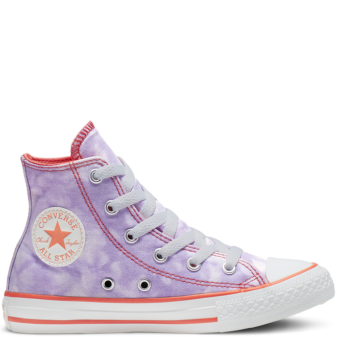 Chuck Taylor All Star Tie-Dyed Canvas High Top