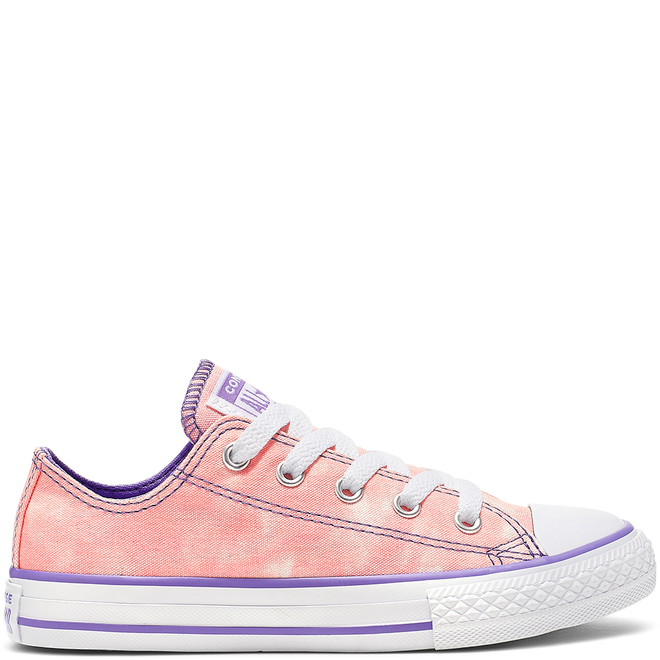 Chuck Taylor All Star Tie-Dyed Canvas Low Top