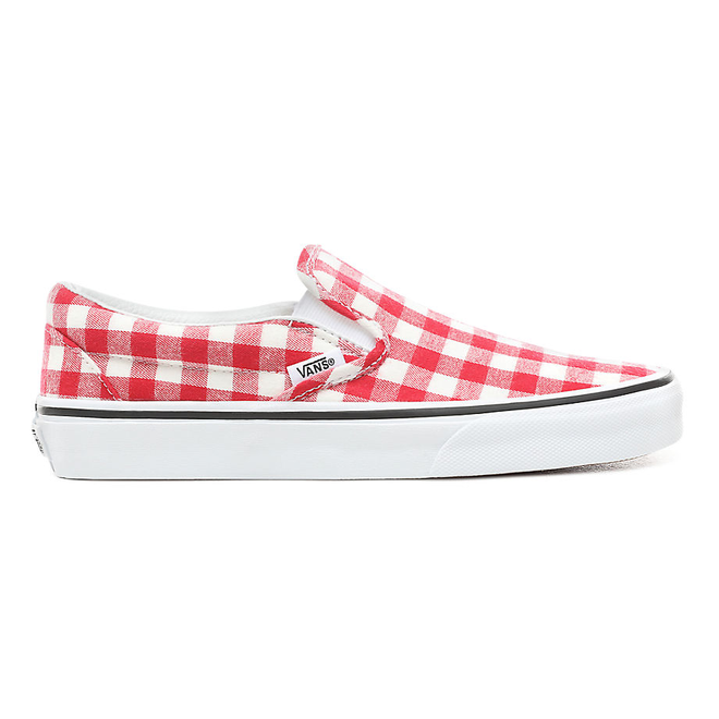 VANS Gingham Slip-on