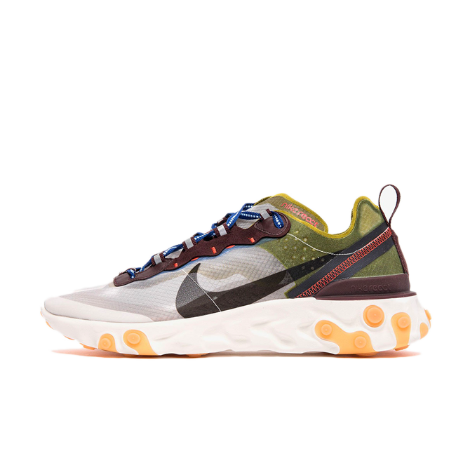 Nike React Element 87 'Moss' AQ1090-300