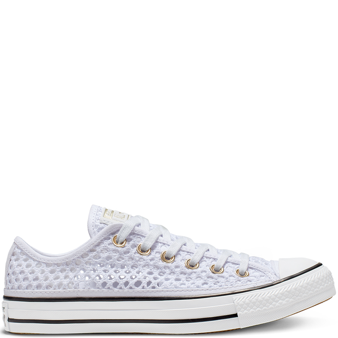Chuck Taylor All Star Crochet Low Top