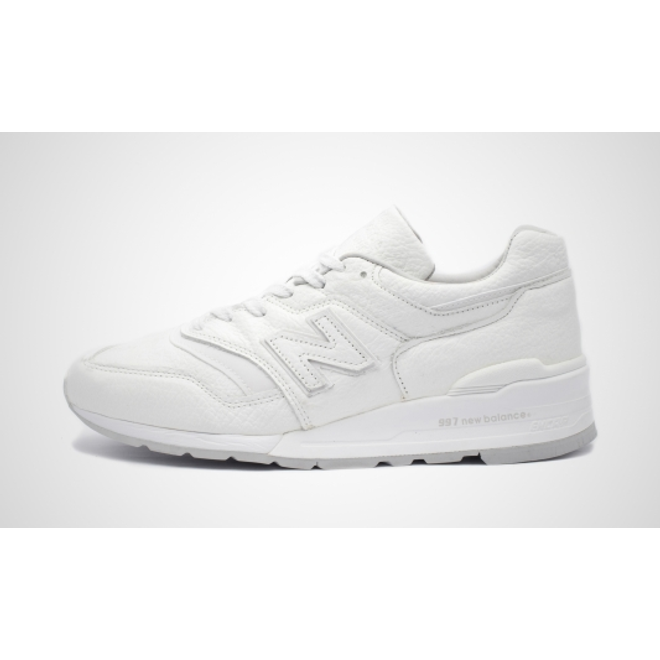 "New Balance M997BSN ""Bison Pack - weiß"""