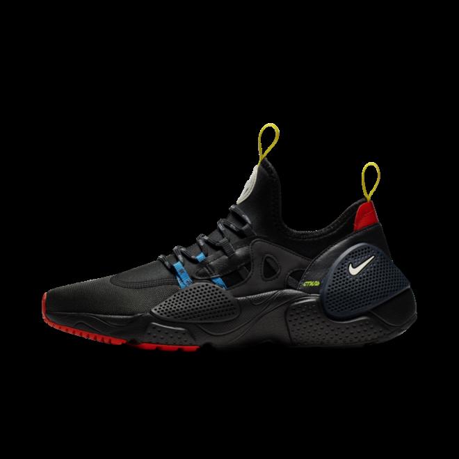 Heron Preston X Nike Huarache E.D.G.E. 'Black'