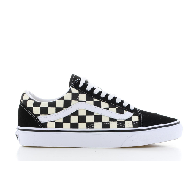 vans dames old skool wit