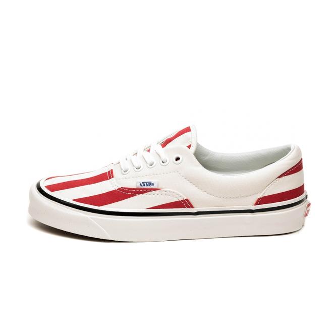 Vans Era 95 DX *Anaheim Factory* (OG White / OG Red / Big Stripes)