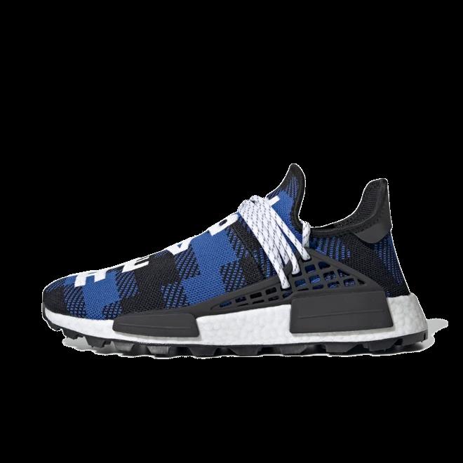 on sale 424b2 98471 Pharrell Williams X BBC X adidas Hu NMD 'Power Blue | EF7387