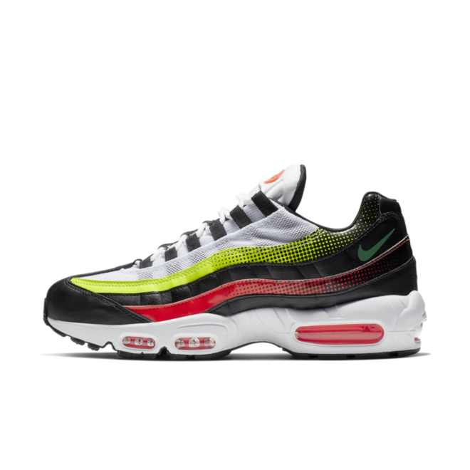 Nike Air Max 95 'Volt/Solar Red'