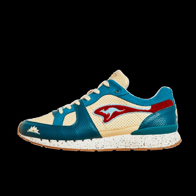 Sneakerbaas x KangaROOS Coil-R1 'Turtle'